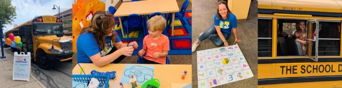19 Childrens Museum Kindergarten Collage
