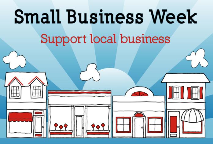 19 Small Business Week Landing P