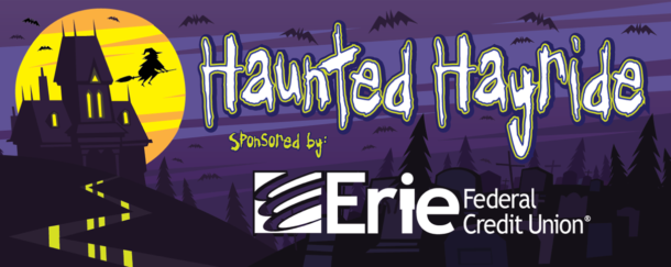 Haunted Hayride Event Banner Image