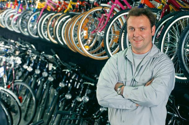 19 Bike Shop Owner Business