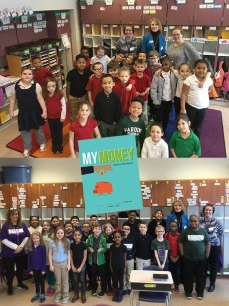 Harding Elementary School Visit