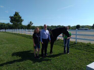 Hope on Horseback image
