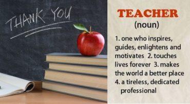 World Teacher Day Image