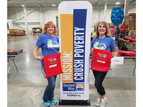 18 United Way Pack Event