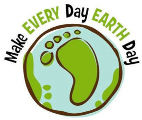 Make Every Day Earth Day Logo