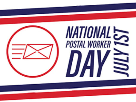 20 National Postal Workers Day Fp