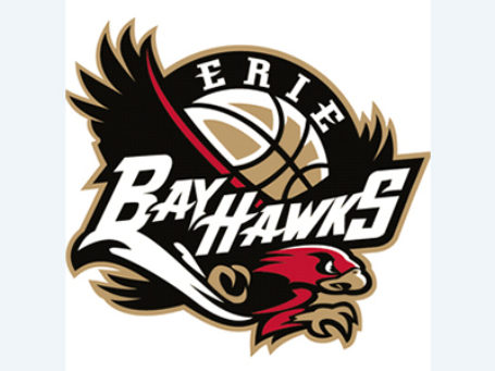 Erie Bayhawks Bogo Night