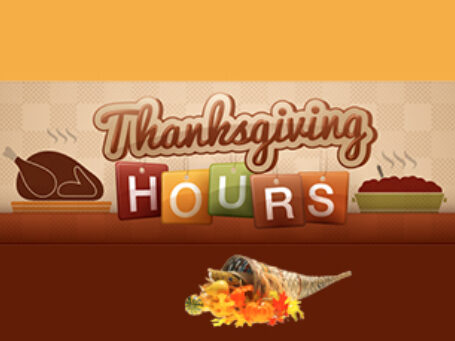 Thanksgiving Day Holiday Hours Image