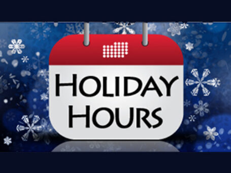 Holiday Hours Image